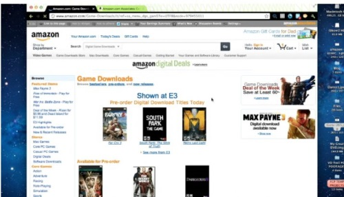 Amazon.com is the world's largest electronic commerce company