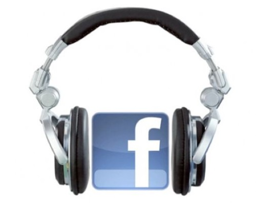 You must have a Facebook account in order to download Spotify