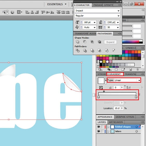 how to create crumpled paper texture in illustrator