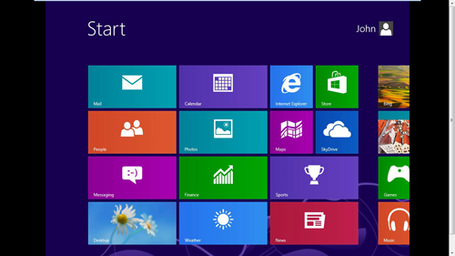 Successfully installed Windows 8 on VMware