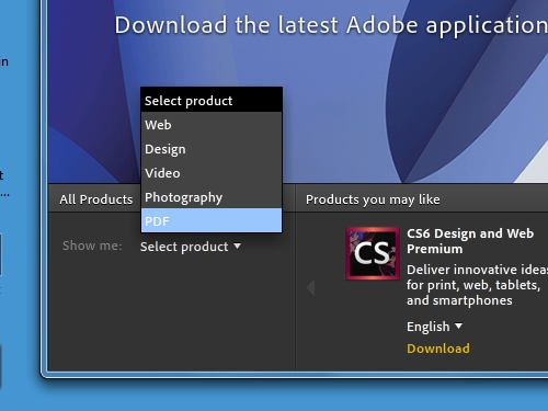 Convert the selected document to Adobe PDF