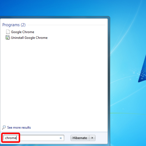 Accessing the Settings window