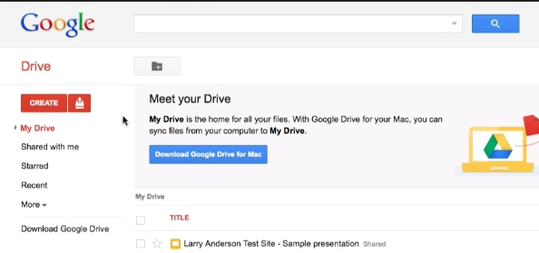 go to google docs by visiting google.com/docs