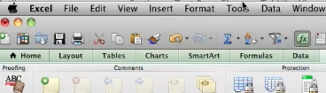 click on tools in your menu bar