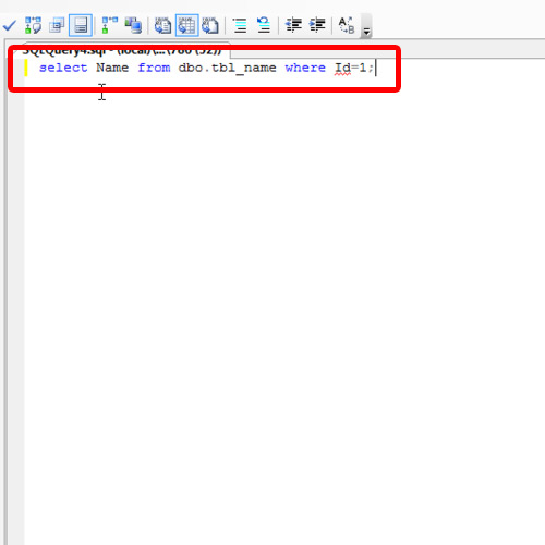 Writing select SQL query