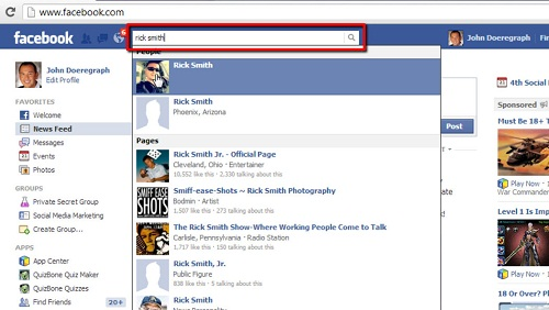 How to Get Someones Facebook id Number | HowTech
