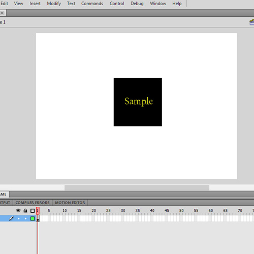 Importing an Image