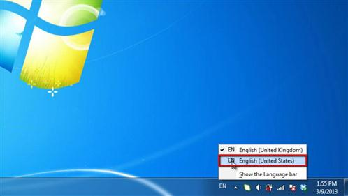 How to Change Keyboard Layout in Windows 7