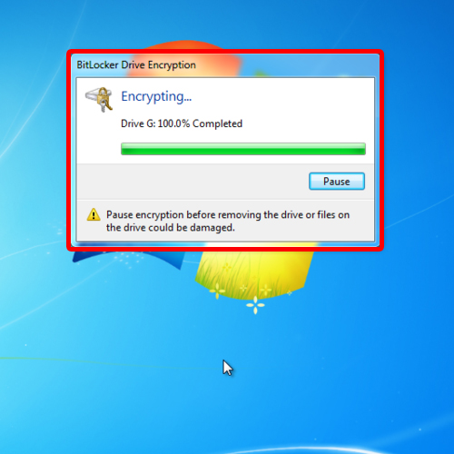 Complete Encryption Process