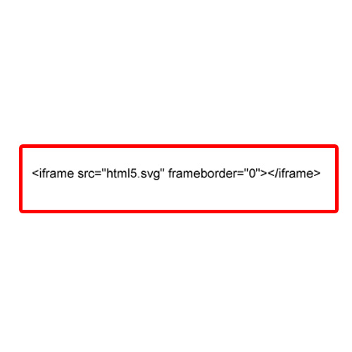 iframe Tag