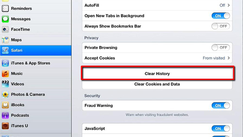 How To Delete Google History On Ipad Howtech