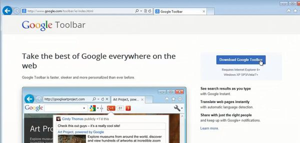 how to make search bar google not bing
