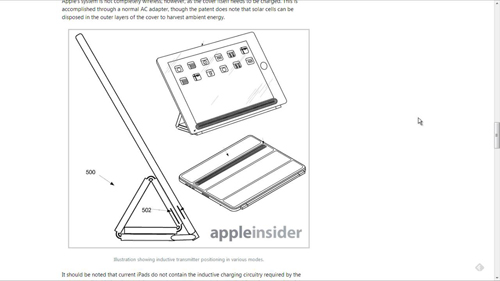 Similar in design to the existing iPad Smart Cover