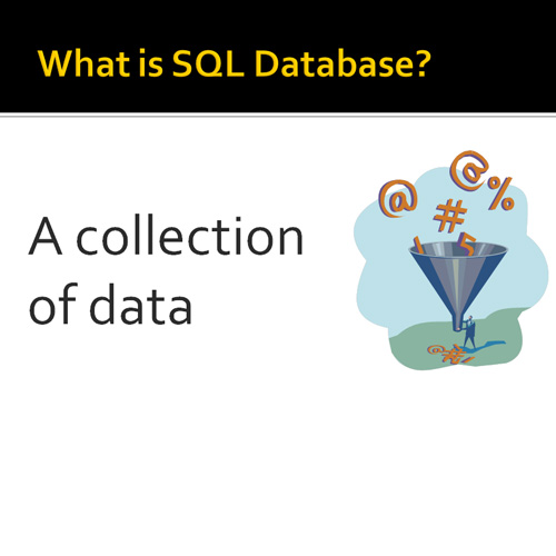 SQL Database Introduction