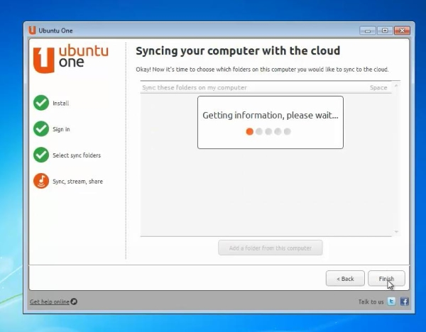 sync your files