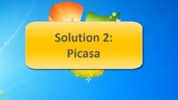 how Picasa works