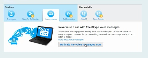 activate voicemail