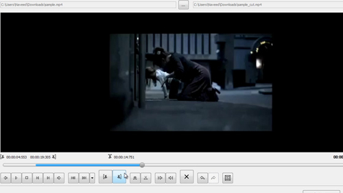 Select Partition of Movie
