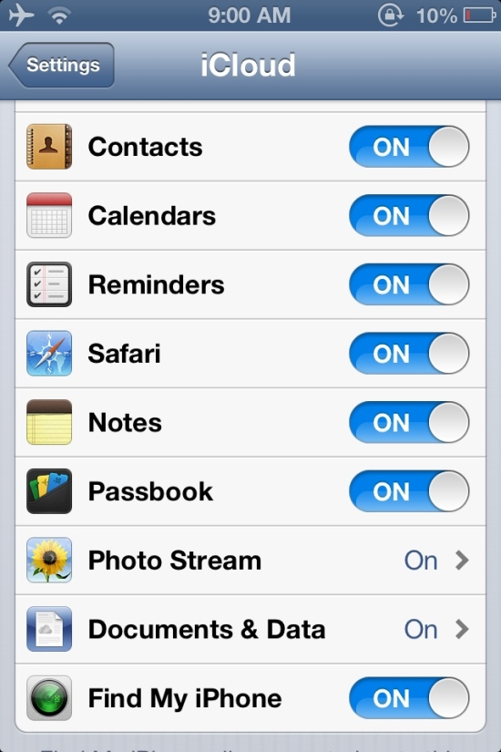 Activate Photo Stream on your iOS device as well