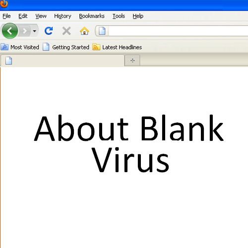 What is About Blank Virus | HowTech