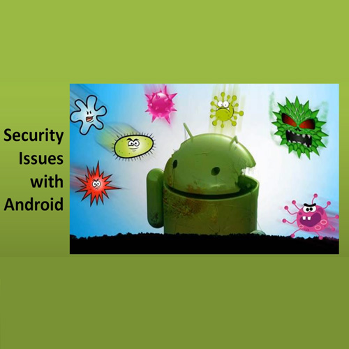 Security concerns on android