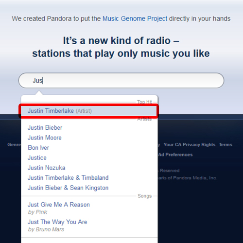 Make a new station