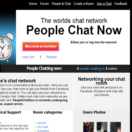 Join a chat