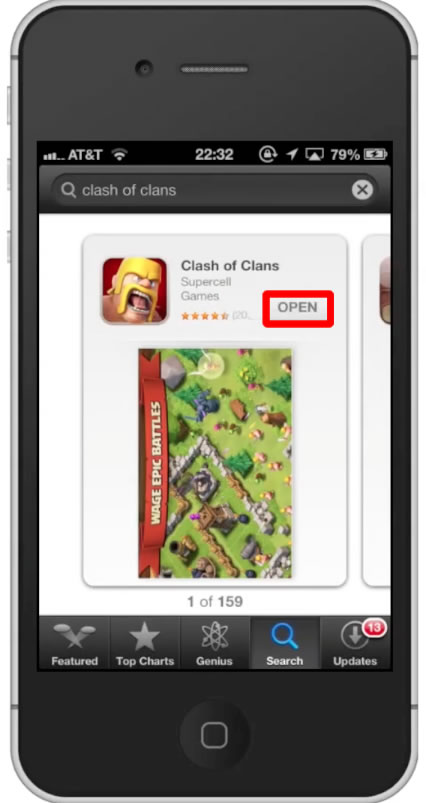 how to get clash of clans on your pc