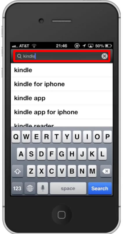 how to get free books on kindle app for iphone