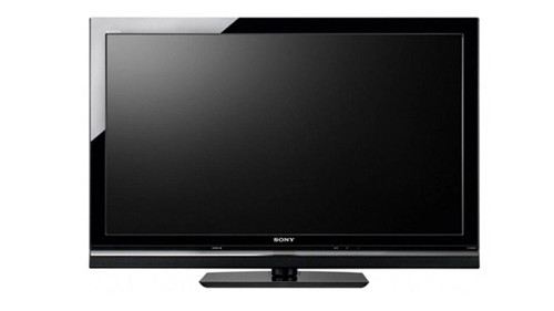 A TV has a black surround because it is easier to ignore