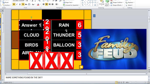 How To Make Powerpoint Games Family Feud | Howtech