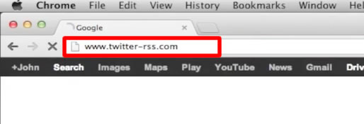 Go to www.twitter-rss.com