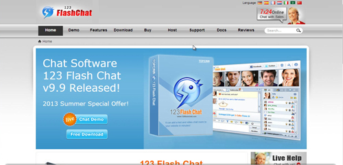 Create Chat Room
