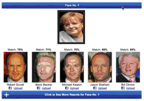 more celebrity lookalikes