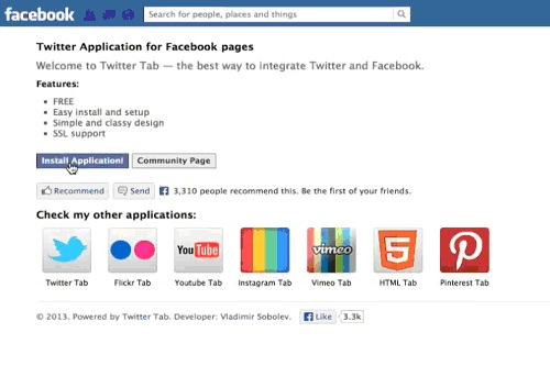 Your Redirected to New Page