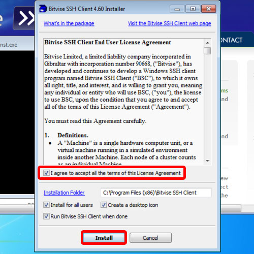 How to Install SSH Client to Windows 7 | HowTech
