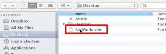 How to Convert Chm to PDF