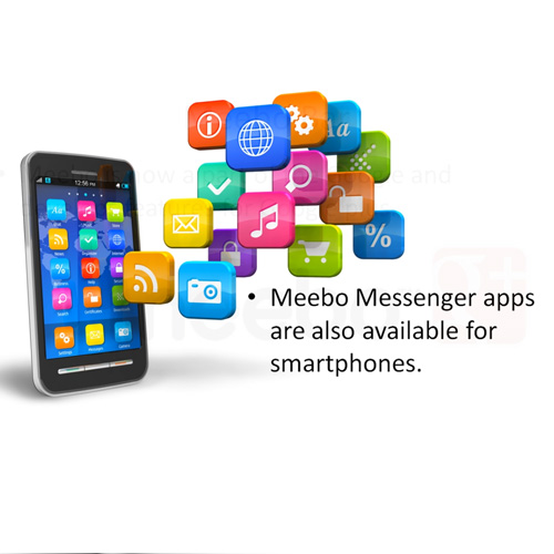 Meebo on smartphones