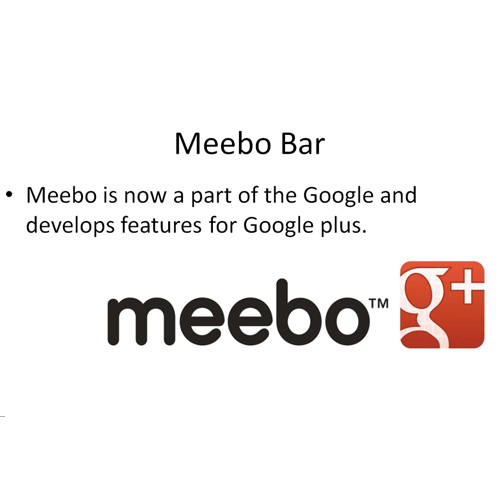 Meebo joins Google