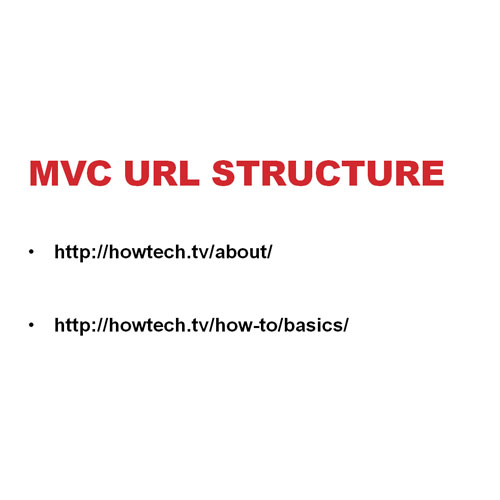 some useful advantages of MVC