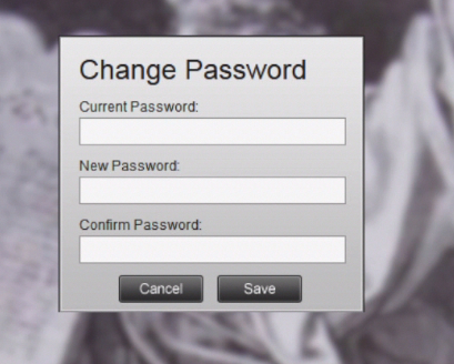 change your password regularly