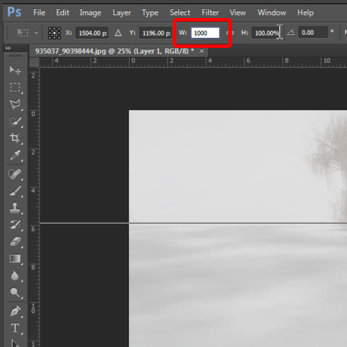 changing the width of the clouds layer