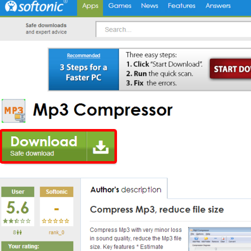 Download mp3 compression software