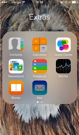 Accessing Mailbox on iPhone running on iOS8