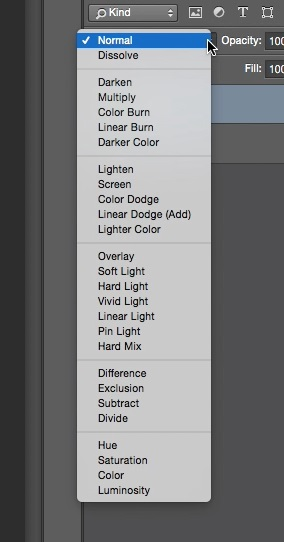 Change the Materials for Objects in Photoshop