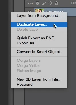 use Diffuse effects in Photoshop