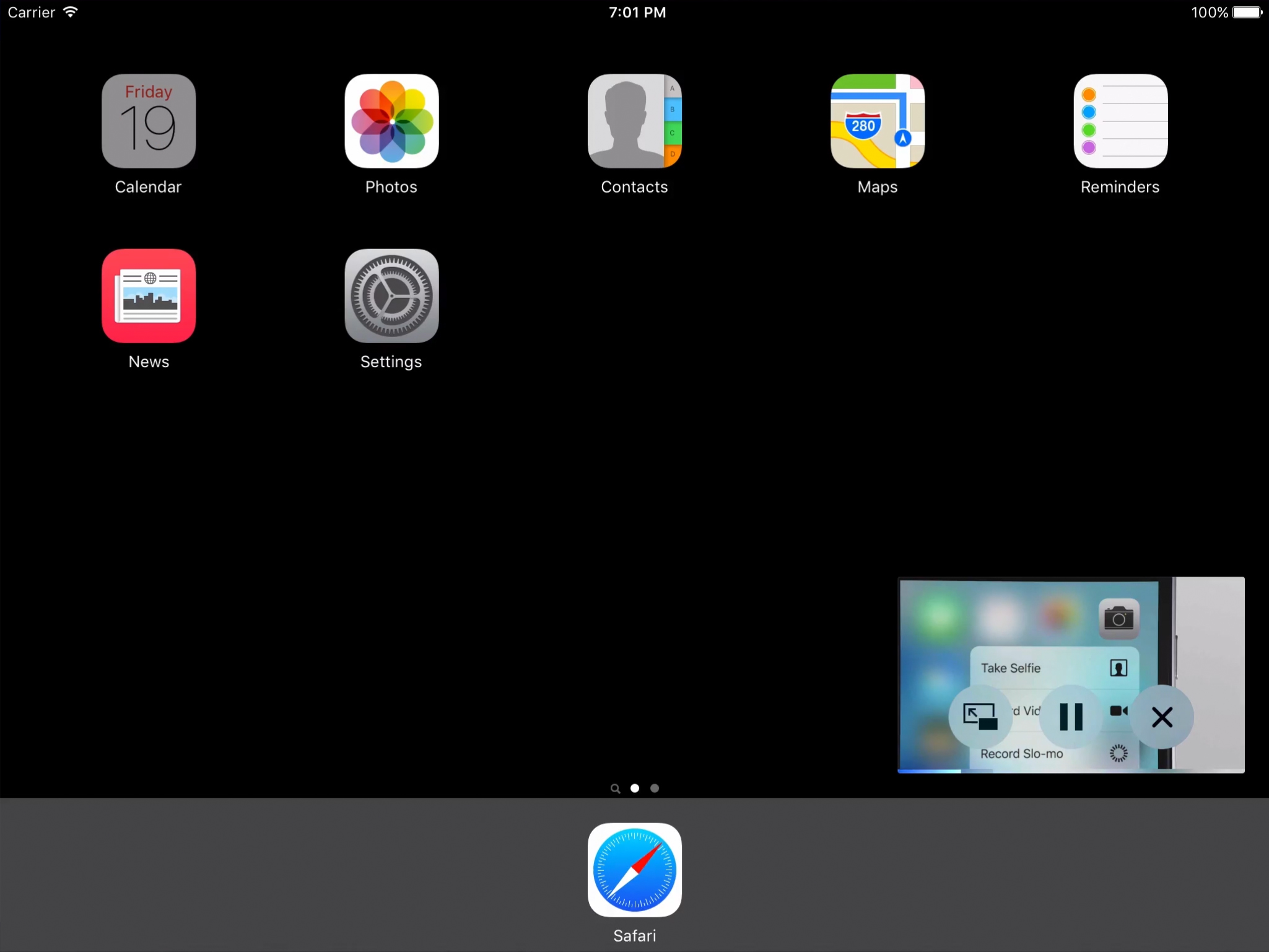 Ipad Demo Mode