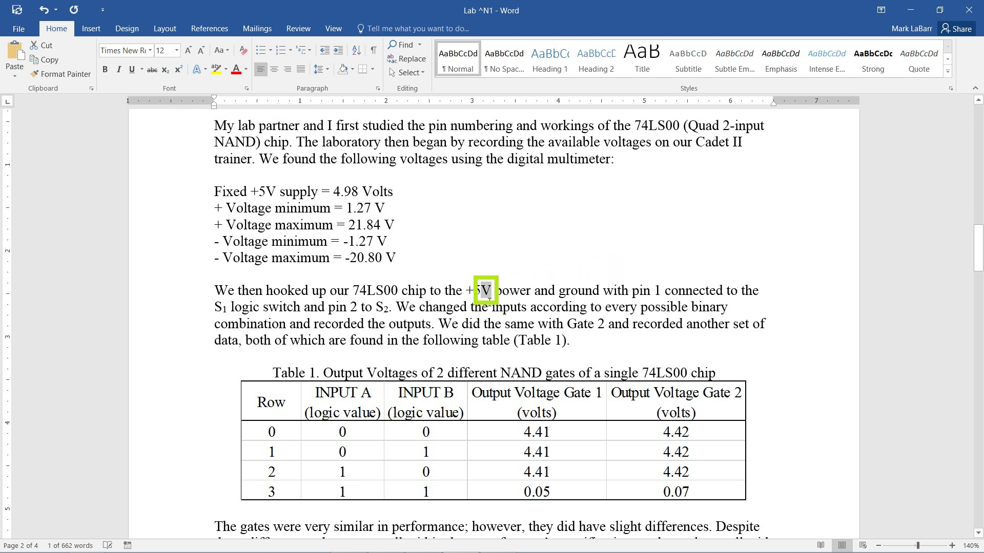 Create Subscripts and Superscripts in Word 2016