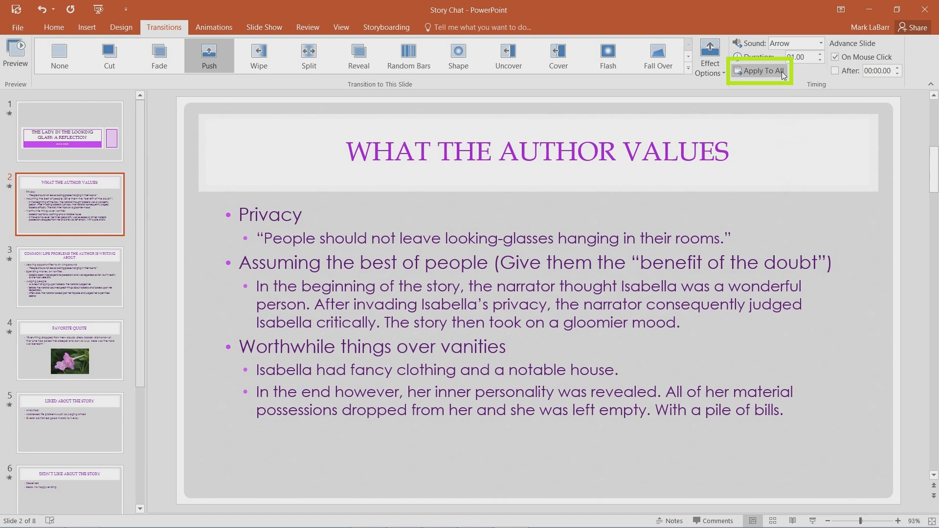 Add Custom Music and Sound in PowerPoint 2016