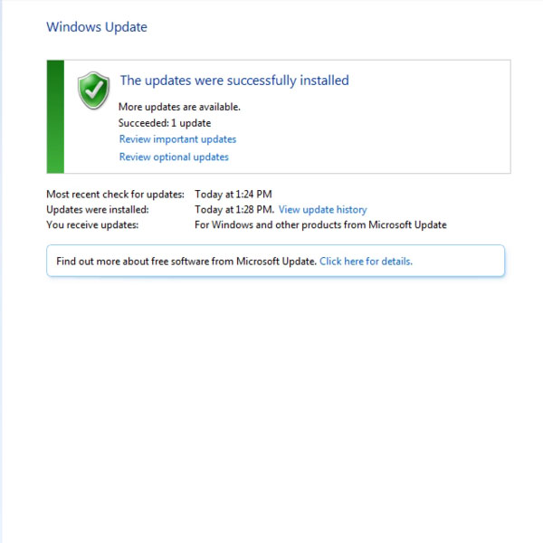 How to prevent data loss and manually update Windows 7 ...